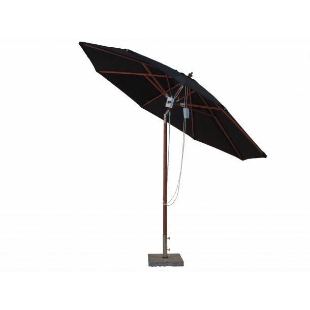 Geneve Parasol m/ Tilt - Ø: 2,5 m. Vælg farve