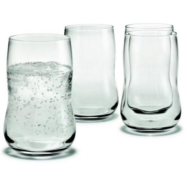 holmegaard future drikkeglas 4 stk 37 cl glas til l drinks og smoothies. Black Bedroom Furniture Sets. Home Design Ideas