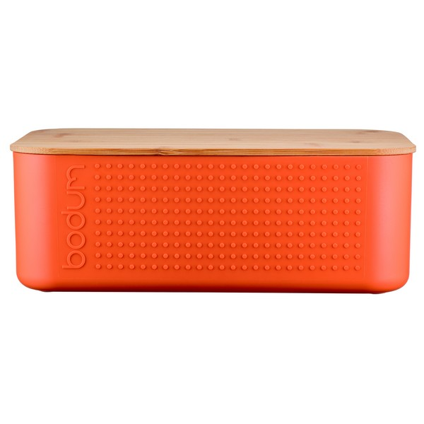 Bodum Brødkasse - Lille - Orange. Hurtig levering. Se her