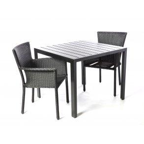 Havemøbelsæt - Café - 2 personer