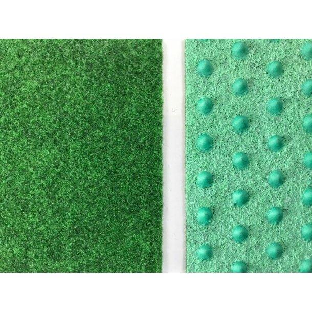 Grønt Filttæppe - Udendørs - 400 x 133 cm