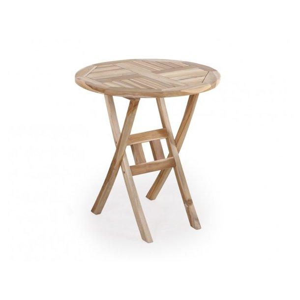 Café Teakbord - Ø: 66 cm
